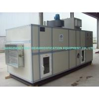 China Low Temperature Dehumidification , Industrial Desiccant Dehumidifiers 10000m³/h wholesale