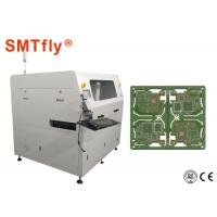 380V Customized PCB Depaneling Router Machine With CCD Video Camera Vision System