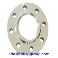 """China 3000 MM Forged Steel Flanges , 2507 UNS S32750 2507 2"""" 150# Stainless Steel Slip On Flange wholesale"""
