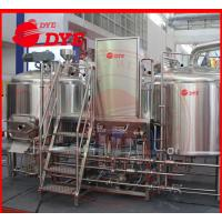 China Beer making machine,Beer brewing equipment for sale on sale