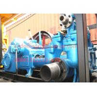 China Deep Hole Water Well Drilling Mud Pump Diesel Engine Driven 850 L/Min Flow Rate wholesale