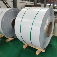 China Prepainted Color Coated Aluminum Coil H112 1600mm Width wholesale