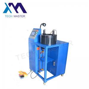 China Air Spring Hydraulic Hose Pressing Machine For Mercedes W164 Air Suspension Air Strut wholesale