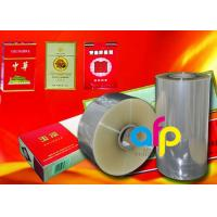 China Multiple Extrusion Laminating BOPP Plastic Film For Cigarette Box Wrapping wholesale