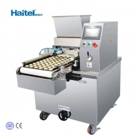 China HTL-420 Manufacturing Automatic Fortune Cookies Biscuit Making Machine Production Line wholesale