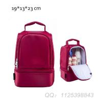 China Promotional Custom Kids Lunch Bags , Recyclable Insulated Backpack Lunch Bag wholesale