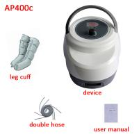 China 3 Modes Air Compression Leg Massager For Blood Circulations Curing Varicosity wholesale