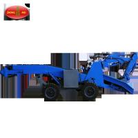 Buy cheap Muck Loader Price ZWY-80/45L Underground Mining Crawler Mucking Rock Loader from wholesalers