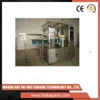China Commodity,Food,Medical,Machinery & Hardware,Chemical Application and New Condition Doypack Bag  With Cap Packing Machine wholesale