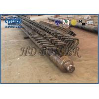 Buy cheap Power Plant Boiler Manifold Headers ASME standard Boiler Parts from wholesalers
