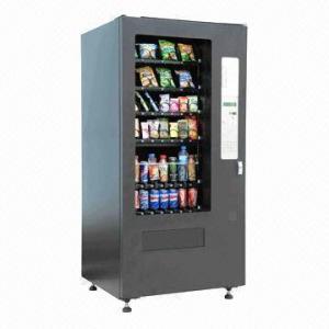 China Snack/bottle compressor cooling vending machine, 96 cans/bottles, 234 snacks wholesale