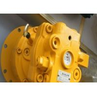 China Hyundai R140-7 Excavator Swing Motor SM60-03 Yellow Hydraulic Slew motor wholesale