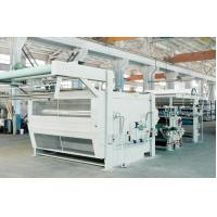 China Sanforizing machine, fabric shinking, pre-shrinking, second hand, cheap, for woven, for knitted, Fong's, Son-tech brand wholesale