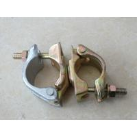 Quality EN74 Electro galvanized 48.3*60MM    Scaffold  coupler  clamp for sale