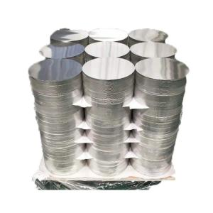 China Mill Finish Anodized Aluminium Circle Plate 10 Inch 1mm wholesale
