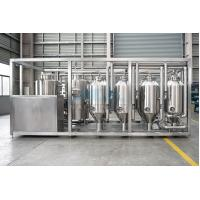 China High Quality 15 Bbl Steam Powered Brewhouse wholesale