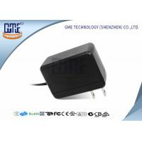 China AC DC Switching Power Supply 5v 1a US Plug Black With UL FCC Certificated wholesale
