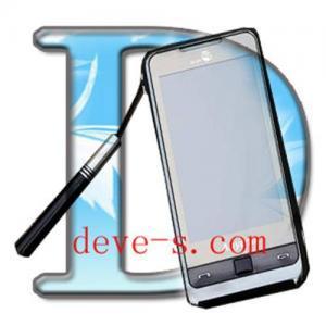 China TFT touch screen, dual SIM card dual standby/camera /smart phone I908E wholesale