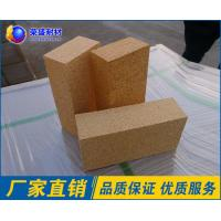 China SK - 34 Lightweight Refractory Bricks Brown Color Fire Resistant Bricks wholesale