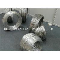 China Low Relaxation Electro Galvanized Wire Q195 Electro Galvanized Iron Wire wholesale