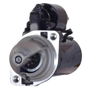 China Marine Coated Engines Starter Motor And Alternator 1.7 KW Power With 11 Teeth wholesale