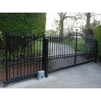Quality Tracked & Cantilever Sliding Gate for Space Saving for sale