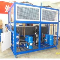 China Stainless Steel Industrial Air Chillers With 10HP To 100 HP wholesale