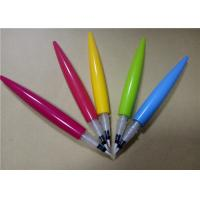 China PP Plastic Liquid Eyeliner Pencil Packaging Any Color Chili Shape 125.3 * 8.7mm wholesale