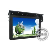 China 21.5inch 1080p Bus TV Screen Android 3G/4G GPS Wifi Portable Live Stream Digital Signage support Sync Displaying wholesale