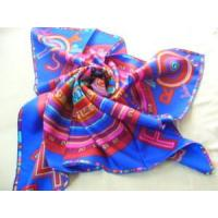 China Printed Silk Scarves wholesale