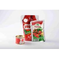 China Concentrated Tomato Paste / Canned Sweet Tomato Sauce 2 Years Shelf Life wholesale