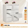 China metal vertical 4 drawer file cabinet wholesale