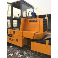 Buy cheap Used Dynapac Road Roller CC211 from wholesalers