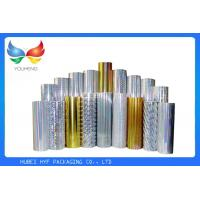 China Metallized Paper Holographic Lamination Film For Bag Laminating Package on sale