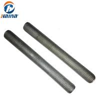 Quality Low Carbon Stee DIN975 Fully Threaded Rod Zinc Plated Class 4.8 for sale