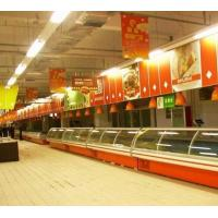 China Intelligent Freezer Supermarket Projects With Multideck Showcase / Drink Cooler wholesale
