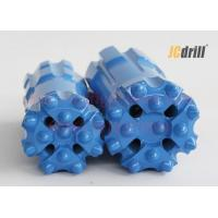 China Retractable Ballistic Button Rock Drill Bits For Mining And Quarry Drilling wholesale