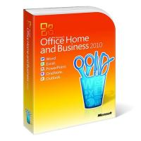 China Ms Office 2010 Home And Business / Microsoft Office Home & Business 2010 wholesale