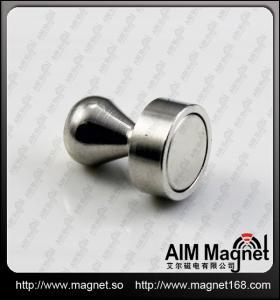 China sintered neodymium magnet block wholesale