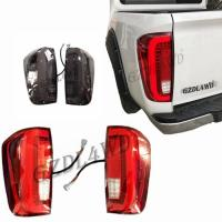 Buy cheap Standard Size 4x4 Driving Lights For Nissan Navara Np300 / LED Tail Lamp from wholesalers