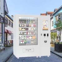 China Touch Screen Mini Snack Vending Machine , Cold Drink Gumball Vending Machine wholesale