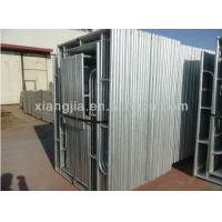 China 1829*1930mm H Frame Scaffolding for American Market wholesale