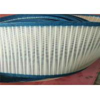 China Small Loop 100% Polyester Spiral Dryer Belt Alkali Resistance wholesale