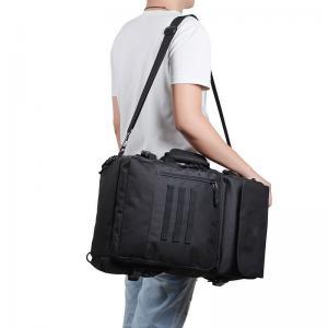China Black oxford Zipper Closure 45L Climbing Shoulder Bag, backpacks wholesale