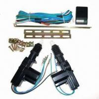 China 2-door Central Locking System with 7kg Endurance wholesale