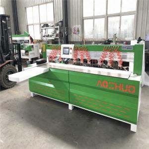 China Woodworking CNC Side Hole Horizontal Boring Machine 3200*1000*1500mm wholesale