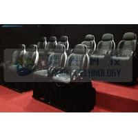 China Motion Theater Chair , New design , Pneumatic/ Hydraulic/Electronics Dynamic System wholesale