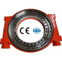 Quality 50Mn 42CrMo china dual axis slew drive supplier For Solar Tracker / Wind Turbine for sale