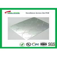 China 1oz Aluminum Base PCB with High Thermal Conductivity RoHS Lead Free Hal wholesale