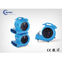 China 2700 CFM 3 / 4HP  Electric Carpet Drying Machine Light Weight 4 Drying Positions wholesale